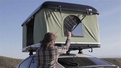 Tent Pop Camper Hard Shell Designed Sits