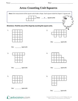 3rd Grade Geometry Worksheets & Free Printables Educationcom