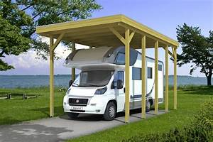 Carport Aluminium Bausatz : caravan carport bausatz skanholz friesland caravan carport aluminiumdach holz angebot ~ Orissabook.com Haus und Dekorationen