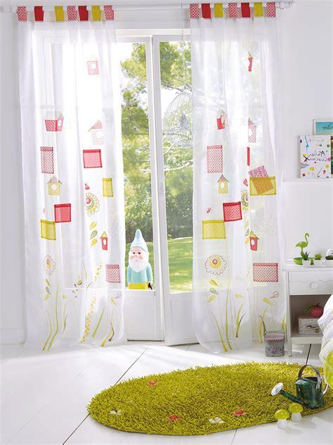 deco rideaux chambre rideaux pour chambre bébé garcon chambre idées de