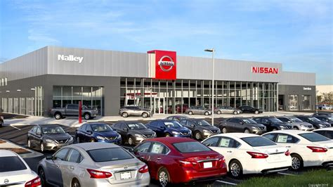 Automotive Minute: New Nissan dealership design makes ...