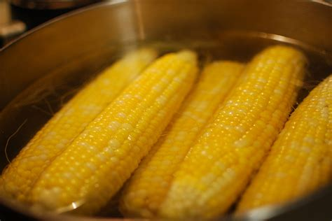 boiling corn in the husk how to make perfect corn on the cob groovy green livin