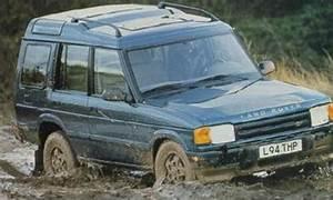Land Rover Discovery Service  U0026 Repair Manual 1995