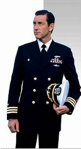 At what rank do U.S. Navy uniforms become the kind that ...