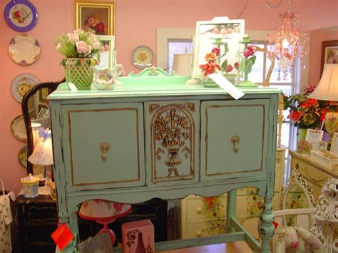 houston antique painted furniture server the