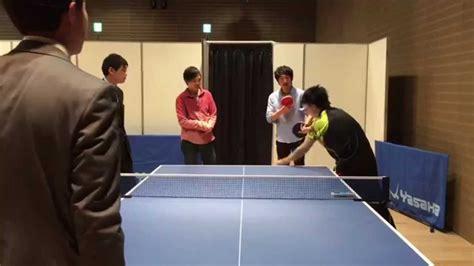 神巧也の神サーブ<卓球> Youtube