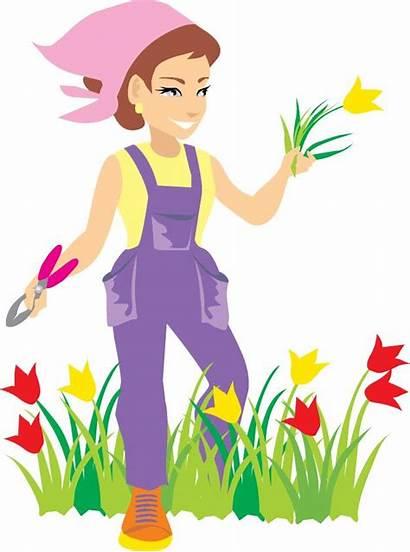Gardening Plus Occupations Electronic Break Outside Idea