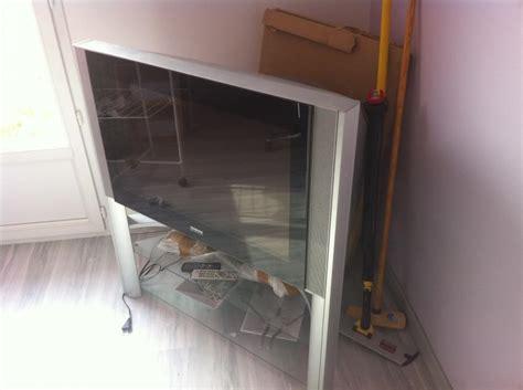troc echange tv thomson 82 cm meuble incorpor 233 sur troc