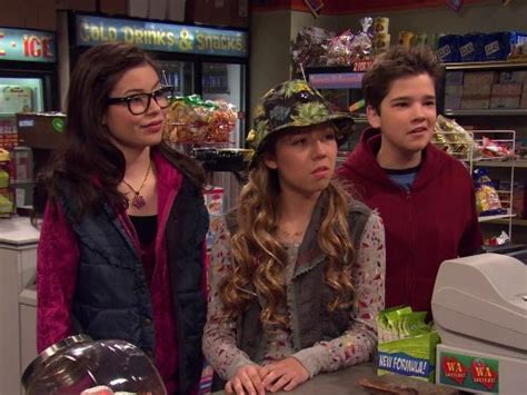 icarly istakeout tv episode  full cast crew
