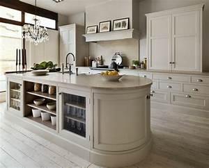 la cuisine equipee avec ilot central 66 idees en photos With plan de travail central cuisine