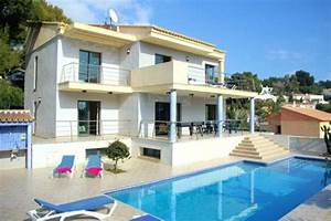 location villas avec piscine moraira 7 chambres costa With location villa costa blanca avec piscine