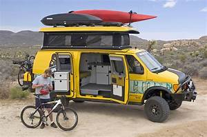THE TEXAS FISHING TRUCK PROJECT: THE 4X4 VAN CONVERSION