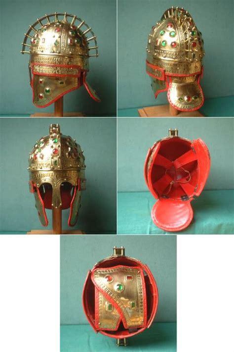 gallery berkasovo jewelled officers helmet ca ad