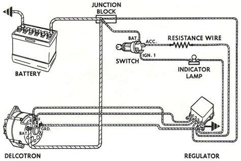 alternator wiring diagrams and information brianesser com isuzu radio wiring harness