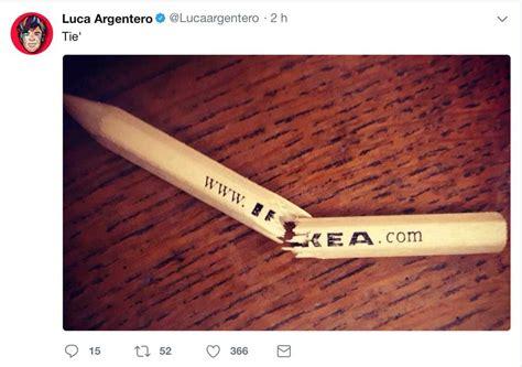 panchina ikea panchina ikea da luca argentero a zazzaroni la protesta