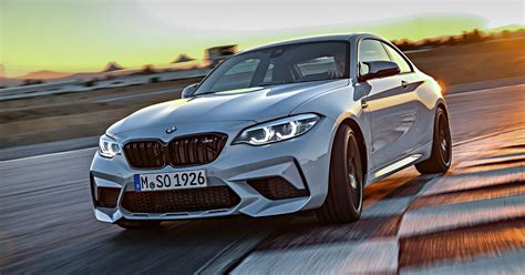 Gambar Mobil Bmw M2 Competition by New Bmw M2 Competition Will Take Some Beating Daily Record