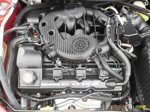 2001 Chrysler Sebring Lxi Sedan 2 7 Liter Dohc 24