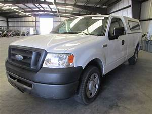 Used Parts 2007 Ford F150 Xl 2wd 4 2l V6 4r75e Automatic