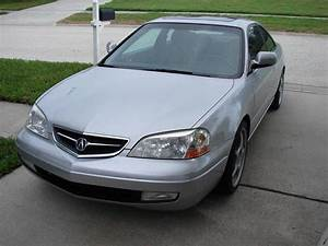 2001 Acura Cl - Information And Photos