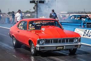 Nhra Drag Racing Race Hot Rod Rods Chevrolet Nova E