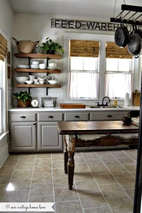 farmhouse kitchen 20 farmhouse kitchen ideas for fixer style Vintage