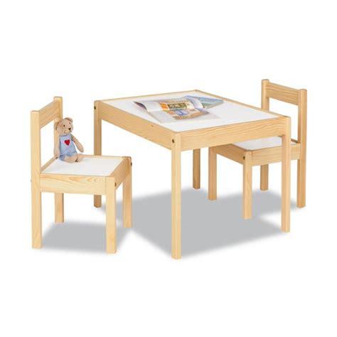 table et chaise bebe table et chaises en bois pinolino jeujouethique com