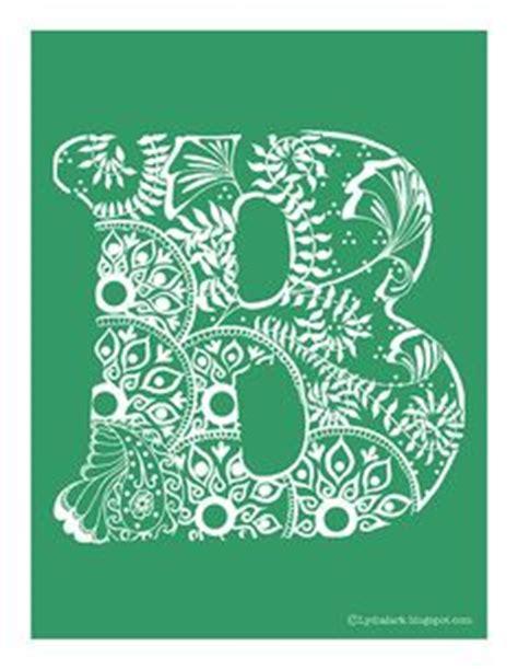 henna alphabet letter   lydia lark  type pinterest alphabet letters  hennas