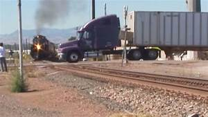 UP Challenger Gives Close Up After Close Call With Semi ...