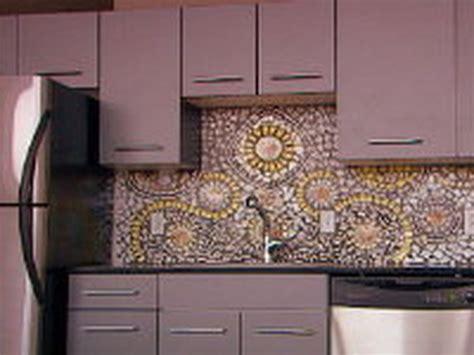 diy mosaic backsplash homedesignpictures