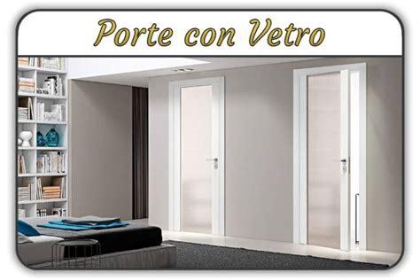 Porte A Vetri Scorrevoli Prezzi by Porte Interne Con Vetro E Scorrevoli Torino Offerte E