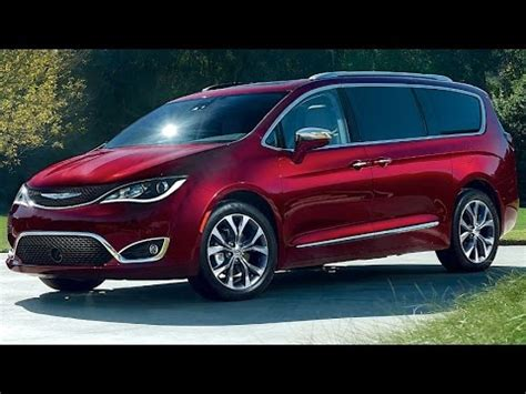 Family Chrysler by 2017 Chrysler Pacifica Review Family Approved
