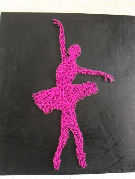 ballerina string art string art pinterest ballerina