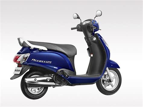 Suzuki Access Review by Suzuki Access 125 Review Suzuki Access 125 Test Drive