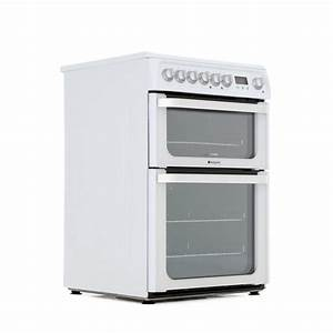 Hotpoint Hae60ps Freestanding 60cm Ceramic Electric Cooker