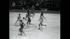 The First Basket in NBA History - YouTube