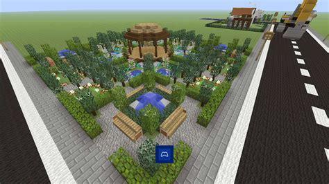 Symmetry Park – Minecraft Building Inc