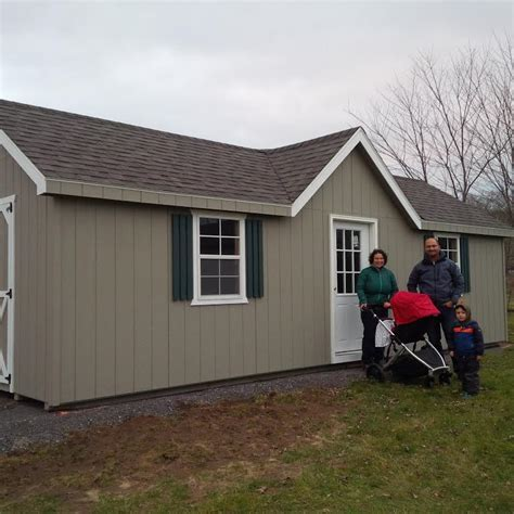 Shed Bunkie Plans » North Country Sheds