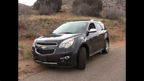 2013 Chevrolet Equinox Reviews by 2013 Chevrolet Equinox Awd Drive Review