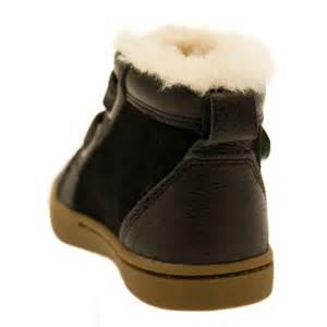 ugg toddler boots sale buy ugg toddler black rennon boots at hurleys