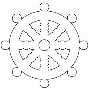 Pirate ship drawing template the ship wheel is a vector for Pirate ship sails template