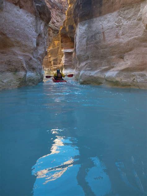 grand canyon  support kayak trip digital stories