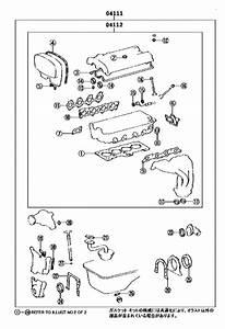 Engine Overhaul Gasket Kit For 1995