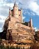 Segovia - Alcazar   The Alcazar, at the confluence of the ...