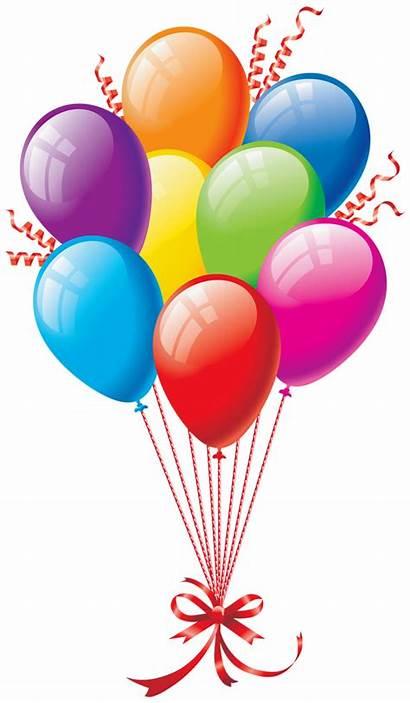 Balloons Transparent Cliparts Clipart Favorites