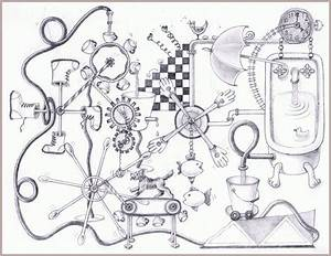 1000  Images About Rube Goldberg    Science Diagrams On Pinterest