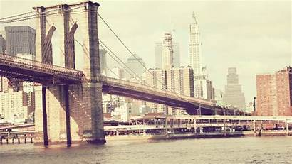 Brooklyn Bridge Background Cityscapes Nyc Wallpapers