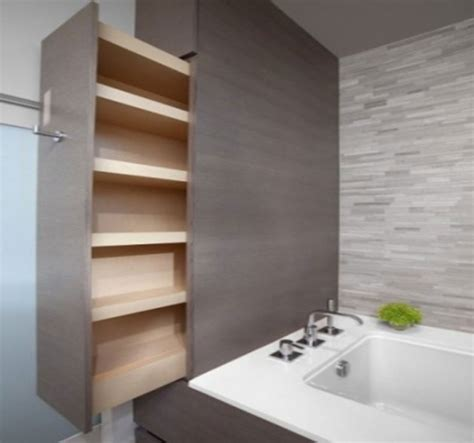 Creative Storage Ideas For Small Bathrooms by 30 Creative And Practical Diy Bathroom Storage Ideas
