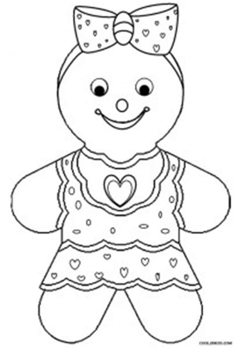 printable gingerbread house coloring pages  kids