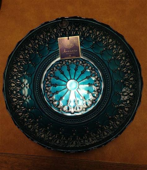 tag artistic accents handmade  turkey blue teal