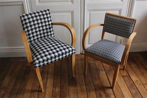 recouvrir des chaises recouvrir des chaises en tissu meuble et luminaire style